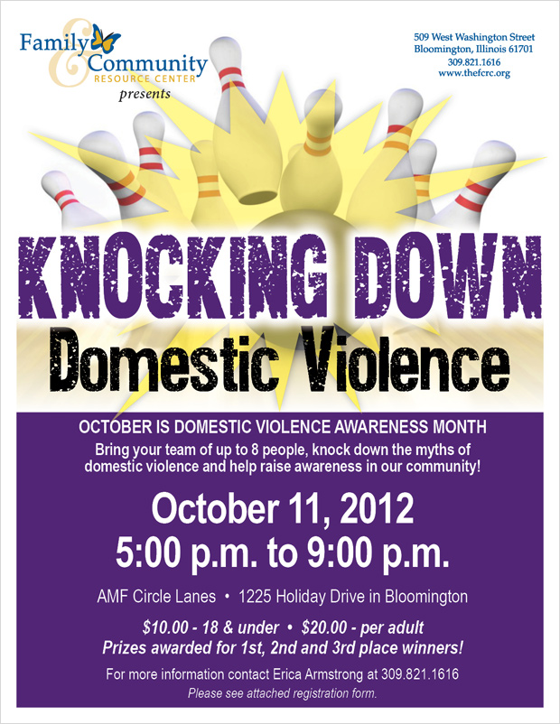 Knocking Down Domestic Violence